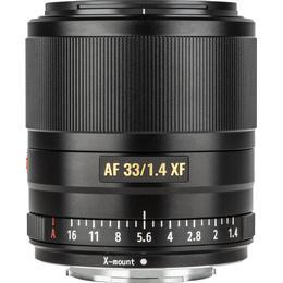 Viltrox AF 33mm F1.4 For Fujifilm X