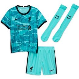 Nike Liverpool FC Away Jersey Kit 20/21 Youth