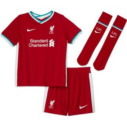 Nike Liverpool FC Home Jersey Kit 20/21 Youth