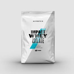 Myprotein Impact Whey Isolate Unflavoured 5kg