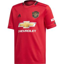 Adidas Manchester United Home Jersey 19/20 Youth