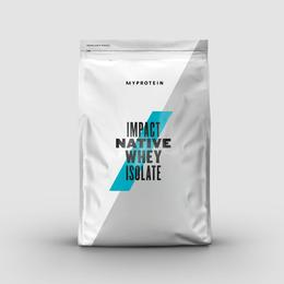 Myprotein Impact Native Whey 95 Unflavoured 2.5 kg