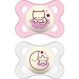 Mam Original Night Soother 0-6m 2-pack
