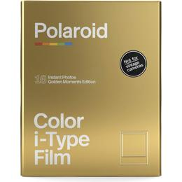 Polaroid Color I‑Type Film Double Pack ‑ Golden Moments Edition