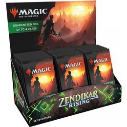 Wizards of the Coast Magic the Gathering: Zendikar Rising Set Booster Display