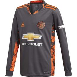 Puma Manchester United Home Goalkeeper LS Jersy 20/21 Youth