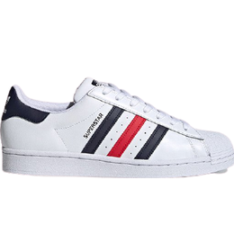 Adidas Superstar M - Cloud White/Scarlet/Cloud White