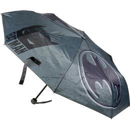 Cerda Batman Manual Folding Umbrella Grey (2400000504)