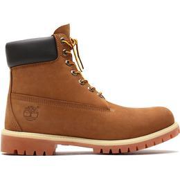 Timberland 6-inch Premium Boot - Rust Nubuck