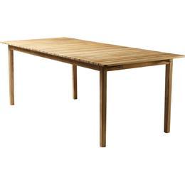 FDB Møbler M2 Trädgårdsmatbord