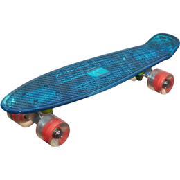 "MCU-Sport Transparent LED Skateboard 6"""