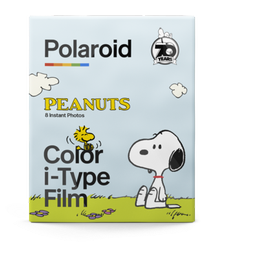 Polaroid Color i‑Type Film - Peanuts Edition 8 pack