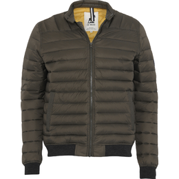 Fat Moose Clement Recycled Jacket - Beetle Green