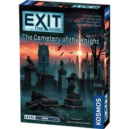 Exit: The Game The Cemetery of the Knight