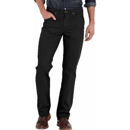 Lee Brooklyn Straight Jeans - Clean Black