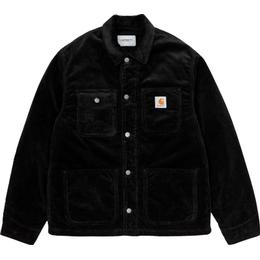 Carhartt Michigan Chore Coat Corduroy - Black