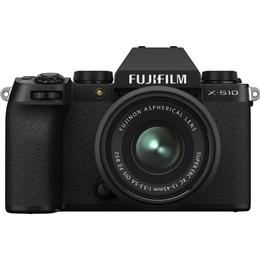 Fujifilm X-S10 + XC 15-45mm F3.5-5.6 OIS PZ