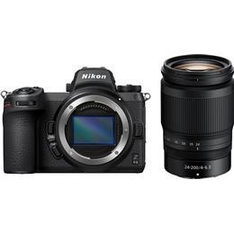Nikon Z6 II + Z 24-200mm F4.0-6.3 VR