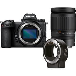 Nikon Z6 II + Z 24-200mm + FTZ Adapter
