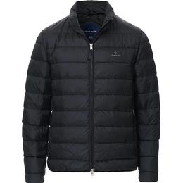 Gant Light Down Jacket - Black