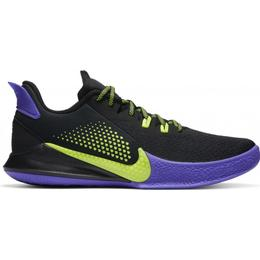 Nike Mamba Fury - Black/Psychic Purple/Lemon Venom