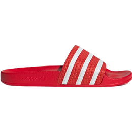 Adidas Adilette - Lush Red/Cloud White/Lush Red