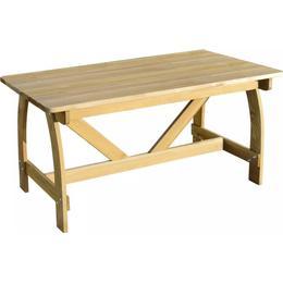 vidaXL 41962 Trädgårdsmatbord