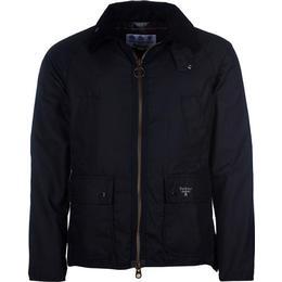 Barbour Bedale Wax Jacket - Navy