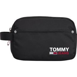 Tommy Hilfiger Recycled Washbag - Black