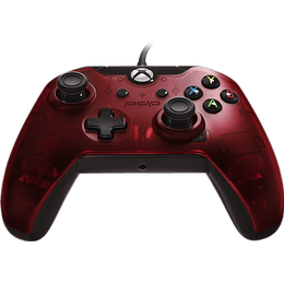 PDP Wired Controller (Xbox Series X/Xbox One/PC) - Red