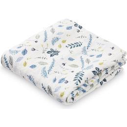 Cam Cam Muslin Cloth Pressed Leaves 2-pack