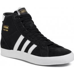 Adidas Basket Profi - Core Black/Cloud White/Gold Metallic