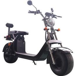 Gardeney Moped Class 1 Elscooter Fatbike 1500W