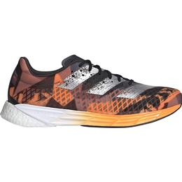 Adidas Adizero Pro M - Core Black/Silver Metallic/Signal Orange