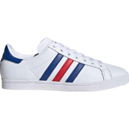 Adidas Coast Star - Cloud White/Collegiate Royal/Scarlet