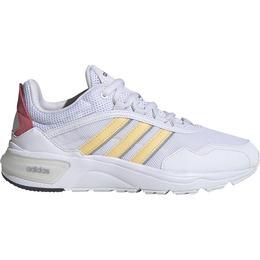 Adidas 90s Runner W - Cloud White/Orange Tint/Trace Maroon