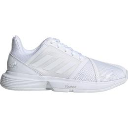 Adidas CourtJam Bounce W - Cloud White/Matte Silver