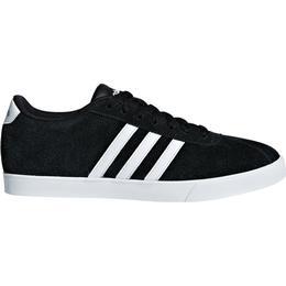 Adidas Courtset - Core Black/Cloud White/Matte Silver