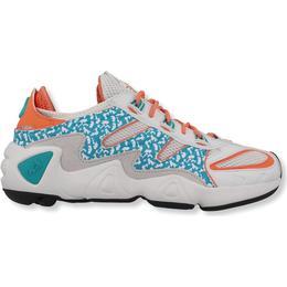 Adidas FYW S-97 - Crystal White/Hi-Res Aqua/Semi Coral