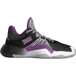 Adidas D.O.N. Issue #1 - Grey Three/Core Black/Glory Purple