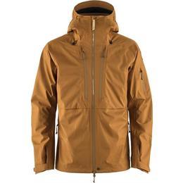 Fjällräven Keb Eco Shell Jacket - Chestnut