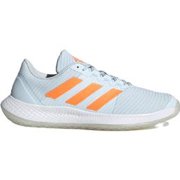 Adidas ForceBounce Handball W- Sky Tint/Signal Orange/Cloud White