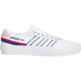 Adidas Delpala - Cloud White/Scarlet/Royal Blue