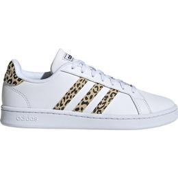 Adidas Grand Court W - Cloud White/Savanna/Core Black