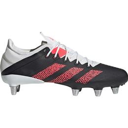 Adidas Kakari Z.0 Soft - Core Black/Signal Pink/Crystal White/Coral