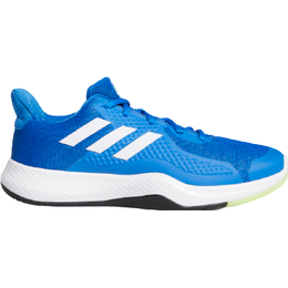 Adidas FitBounce Trainers W - Glow Blue/Cloud White/Signal Green