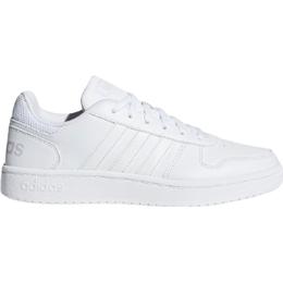 Adidas Hoops 2.0 - Cloud White/Cloud White/Cloud White