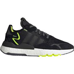 Adidas NITE JOGGER M - Core Black/Core Black/Solar Yellow