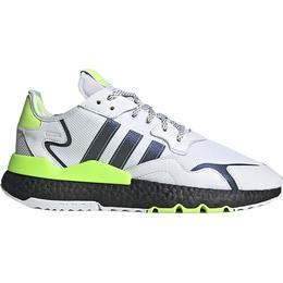 Adidas Nite Jogger M - Cloud White/Core Black/Signal Green