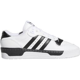 Adidas Rivalry Low - Cloud White/Cloud White/Core Black